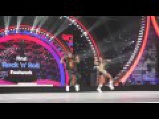 World Champion Acrobatic Rock n Roll Moscov 2016 Foot technique RUS KOn