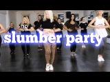Slumber Party - Britney Spears ft. Tinashe  Jasmine Meakin (Mega Jam)