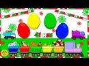 Развивающие мультики для маленьких – сборник 41 минута! Развивающий мультик для детей