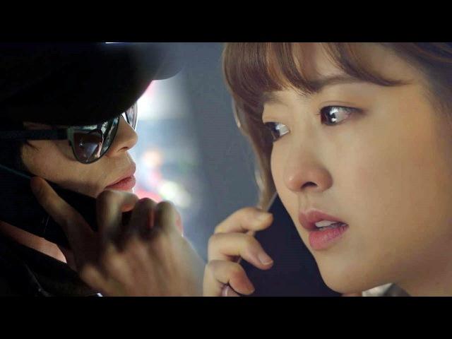 게임 선포하는 김장현에게 박보영 나랑 붙자!! 지금 당장! 힘쎈여자 도봉순 13회