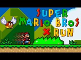Super Mario Bros. X RUN (SMBX 1.4.3) Custom Level: ''Plains 1-1''