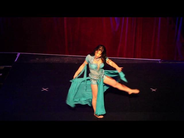 Semsemah - Danseuse orientale Paris