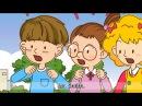 Английский для детей и взрослых. Мультфильм на английском № 1. Collection of Easy Dialogue 1