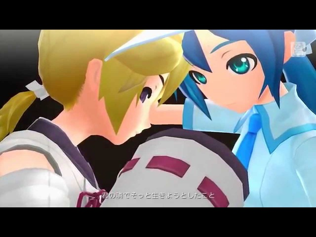【Project DIVA f 2nd EDIT】from Y to Y 【Kagamine Len】(LenxMiku)