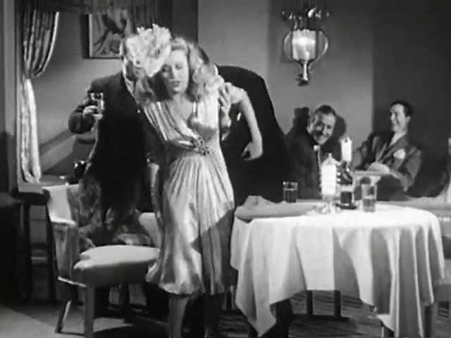 The Contender 1944 Buster Crabbe Arline Judge Julie Gibson