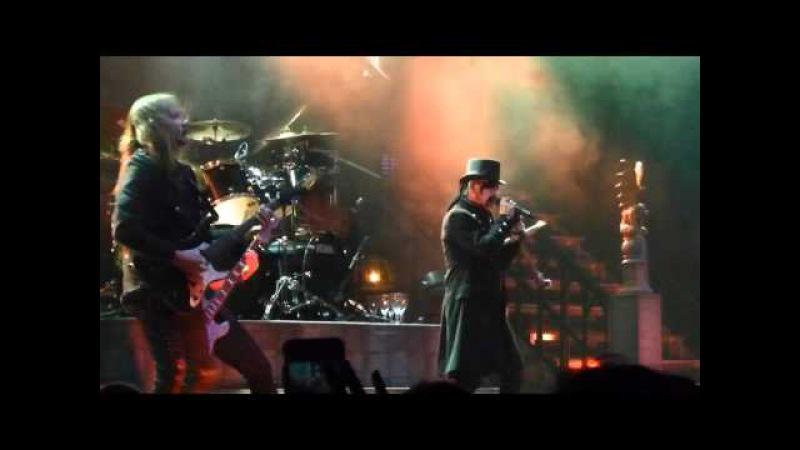 King Diamond - Melissa (Mercyful Fate) (The Wiltern, Los Angeles CA 11/5/15)