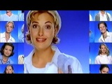 Persil Tabs Werbung Britt Hagedorn 1998