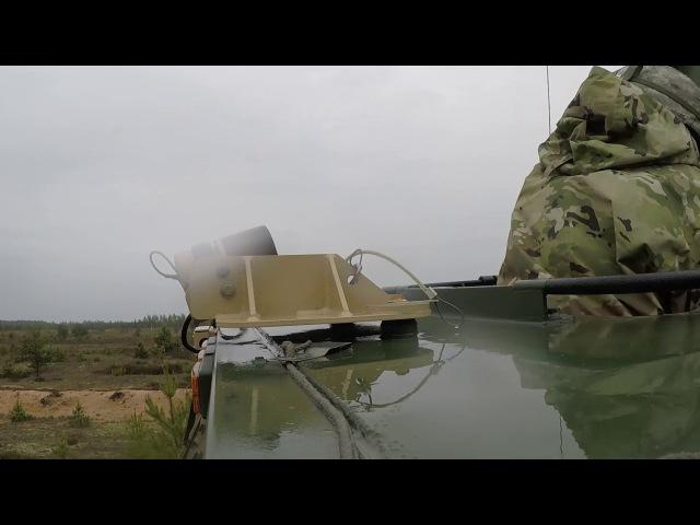 Saber Strike 2017 – HIMARS CALFEX B-Roll