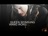 queen wonsung &amp wang won  will you fix me up
