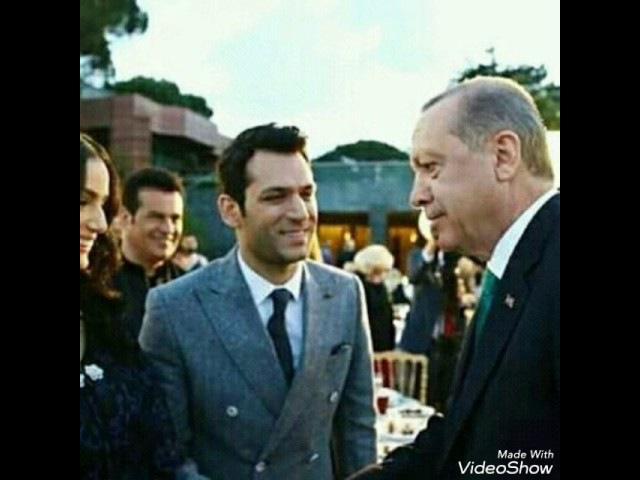 Murat Yıldırım Ve Eşi İmane Elbani'den Keyifli Görüntüler
