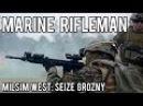 Milsim West Seize Grozny Marine Rifleman Echo 1 Platinum Part 1