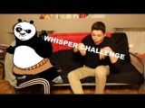 Whisper Challenge w whynot_joey