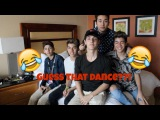 Guess that dance move pt.2 w Brennen Taylor 99goonsquad Mario Selman and Weston Koury