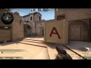 CSGO 1v5 Knife Ace on Mirage Strong Language 1080p60
