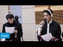 크로스진 세영 용석 '장마' 라이브 LIVE / 170312[이홍445