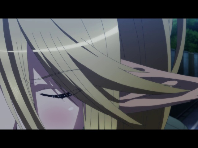[AniDub] 12 серия [END] [BDRip] - Повседневная жизнь с девушками монстрами / Monster Musume no Iru Nichijo