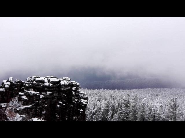 Койское белогорье. Гора Ветрогон-5
