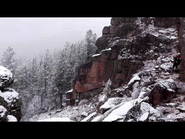 Койское белогорье. Гора Ветрогон-3