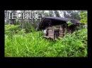 ЛЕСНАЯ ИЗБА 20 ЛЕТ CПУСТЯ новая печь и крыша, рыбалка на дикой реке 18