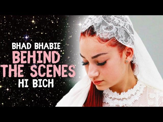 Danielle Bregoli is BHAD BHABIE Hi Bich Whachu Know BTS music video