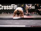 CrossFit motivation. No pain no gain!