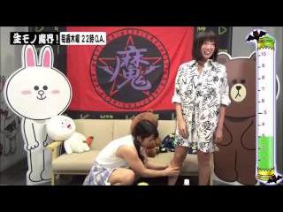 Muscle asian girl vs skinny asian girl comparison