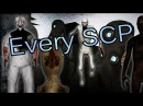 Every SCP in SCP Containment Breach v1.3.7