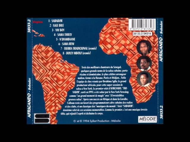 🔥YAY BOY por AFRICANDO - Salsa Premium