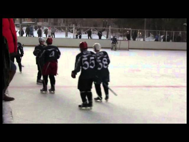 Хоккейный матч ХК Викинг (Чайковский) - ХК Алекс (Александровск) часть 2