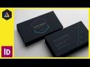 Create a business card in Adobe InDesign Ep7/15 Multimedia design course - Print