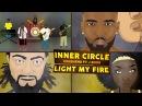 Inner Circle feat. Konshens J Boog - Light My Fire Official Video 2017