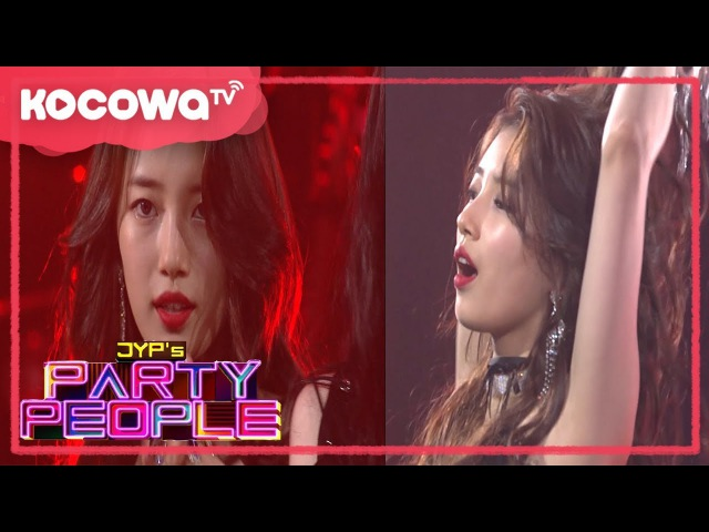 [JYP's Party People] Ep 202_ Suzy's Sexy Dance