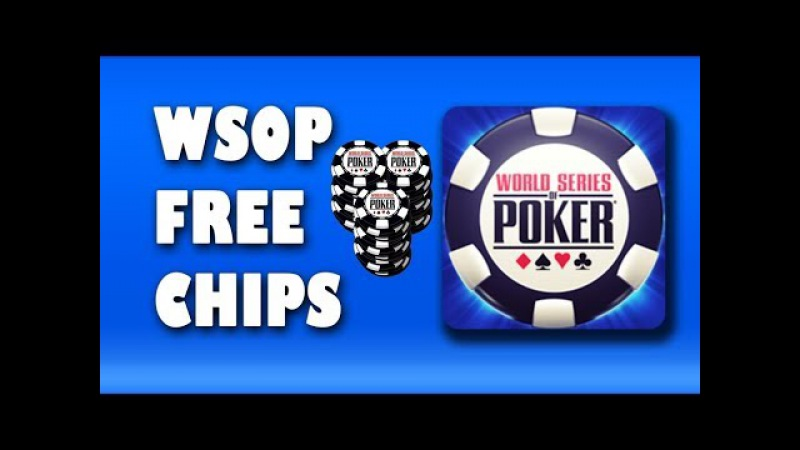 World series of poker hack – get free chips for wsop [ updated October 2017 ]