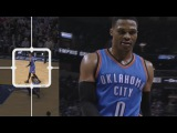 Russell Westbrook Ejected with 0 Asts! Triple Double AVG Down Thunder vs Grizzlies