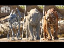 The Jungle Book 'Creating the Animals and the Jungle' VFX Breakdown by MPC 2016