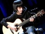 Sungha Jung - (What if God was) One of Us (Joan Osborne) LIVE in Helsinki, Finland