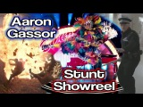 Aaron Gassor Stunt Showreel Ginger Ninja Trickster (Taekwondo Kicks, Flips, Falls &amp More)