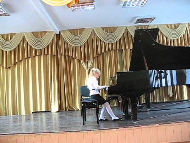 Академконцерт. Алемдар Караманов - Два танца. 26 ноября 2013года