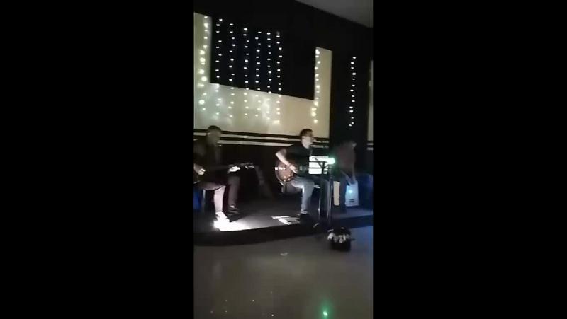 Рок-кафе Тройка Астрахань... - Live