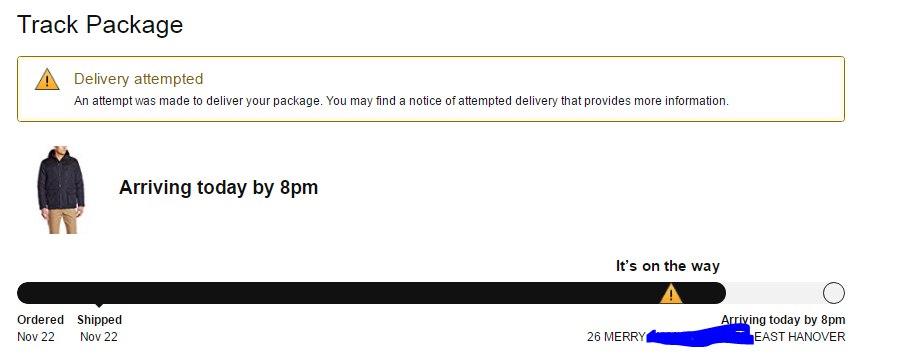 Через час пришло уведомление что посылка доставлена. ВТорой раз такое  происходит 1fd1aaba7c1