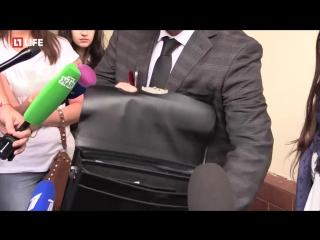 Мара Багдасарян доставлена в суд за прогулы