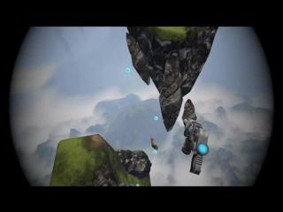 Dark Zone Club. Game 23 CloudBound, игра для очков виртуальной реальности HTC Vive