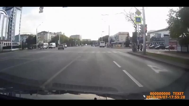 страшные аварии с мотоциклистами