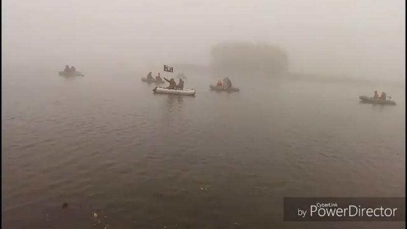 Пираты Кашкалашинского моря: Проклятие «Чёрной жемчужины»