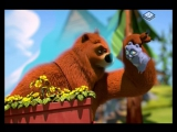 Grizzy And The Lemmings s1e19 - Bear Scents!