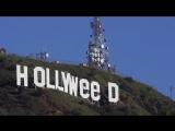 """Неизвестные  изменили надпись """"Hollywood"""""""