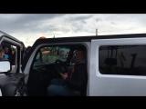 ✅✅✅Замер громкого фронта Hummer H2 LoudSound Артём Лымарь, долго нам пришлось уговаривать южного пилота, после чего с небольшим