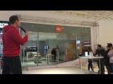 Открытие салона Xiaomi в ТЦ Авиапарк 29.12.16