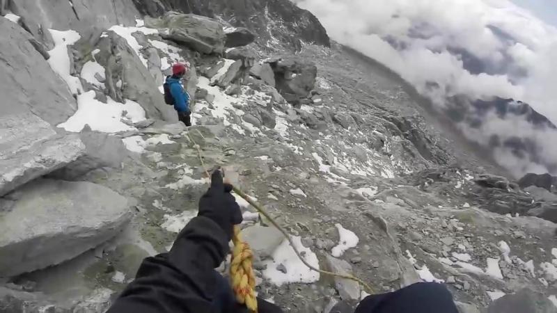 Escalando con Nevada el Pico Bolívar (Año 2017) Mérida Venezuela HD