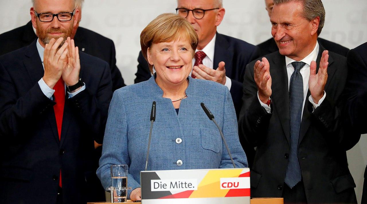 «Охота на Меркель»